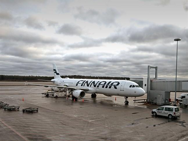 Finnair meddelar att alla flyg till och från Ivalo, Kittilä och Kuusamo ställs in från och med 30 mars.