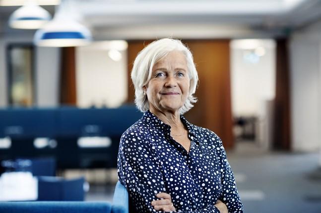 Brita Winsa är hälso- och sjukvårdsdirektör i Västerbottens läns landsting.