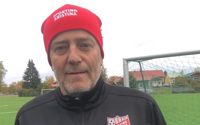 Kristinestadsbon Jari Rantala fick rycka in och hjälpa gränsbevakningen i Torneå. Han är känd i idrottskretsar som ordförande för Sporting Kristina.