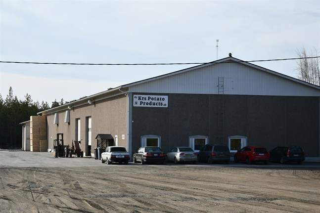 Potatisförädlingsföretaget Krs Potato Products har sin verksamhet vid Åsändan i Lappfjärd. Nu har bolaget ny ägare.