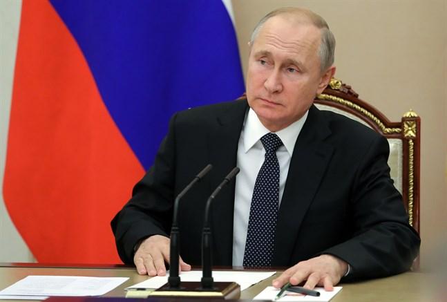 Rysslands president Vladimir Putin är en av deltagarna i G20-mötena. Arkivbild.