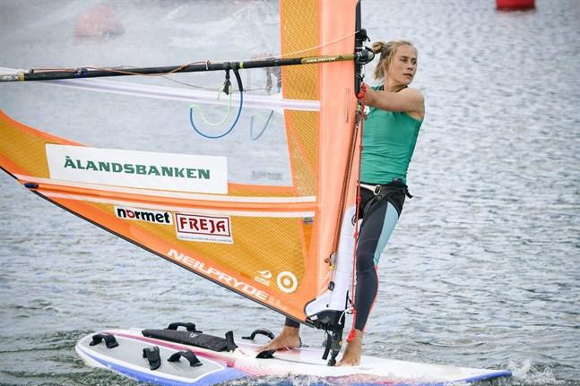 Tuuli Petäjä-Sirén hör till de finländska idrottare som är klara för OS i Tokyo.