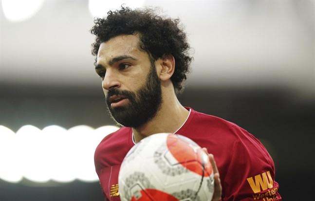 Liverpools Mohamed Salah kan gå miste om Premier League-titeln. Allt fler vill ställa in allt spel och stryka säsongen helt.