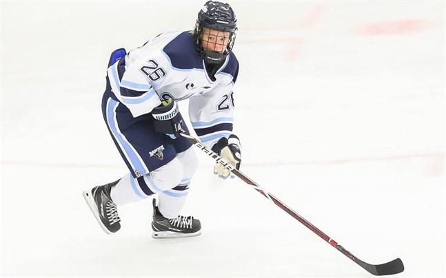 Nummer 26 i Black Bears säsongen 2020-2021, Ida Kuoppala.