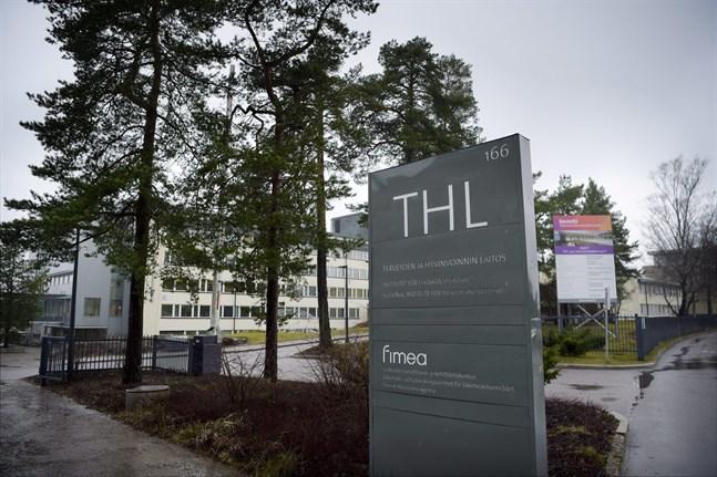 THL i Helsingfors.