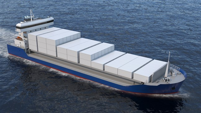 Fartygen ska trafikera i floden Fly i Papua Nya Guinea.