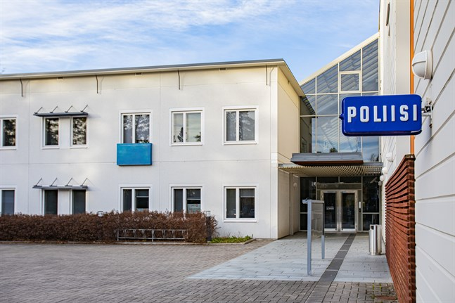 Arkivbild: Polishuset i Karleby.
