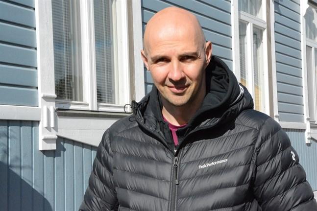 Kaj-Christer Ingves är ny ordförande för volleybollföreningen Kristiinan Vesa.