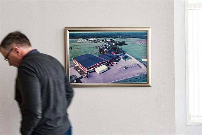 inkomsterna rasslar alltjämt in från Leif Käldmans livsverk.