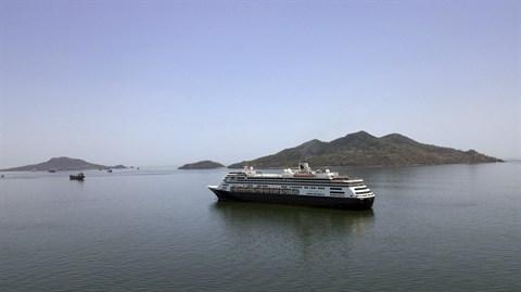 USA ska evakuera kryssningsfartyg