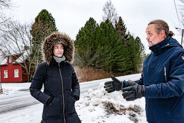 AnneMo Kaitfors och Sören Öhberg har tid för detaljplanearbete då de planer som kräver stadsbornas medverkan inte framskider.