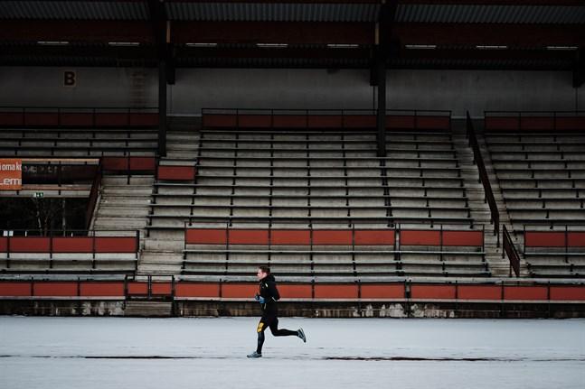 FM i friidrott ska ordnas på Karlsplan i Vasa år 2024.