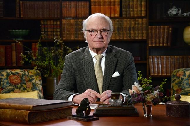 Med anledning av covid-19-pandemin håller Sveriges kung ett tal. Talet kommer från Stenhammars slott och sänds på söndagen den 5 april 2020 i Sveriges Television.