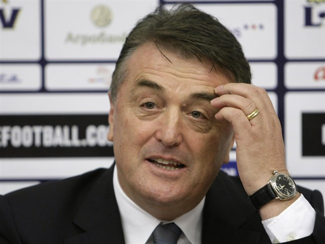 Serbiske fotbollstränaren Radomir Antic är död.