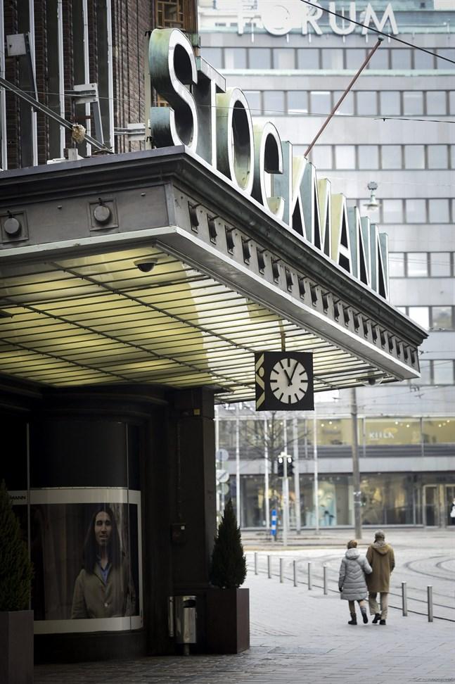 The Stockmann Group has filed paperwork with Helsinki District Court on Monday for corporate restructuring.