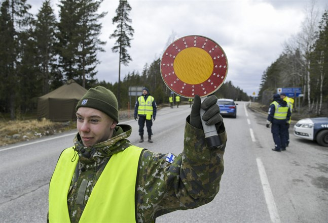 A decision on whether to lift restrictions on the Uusimaa border in Southern Finland is due on Wednesday.