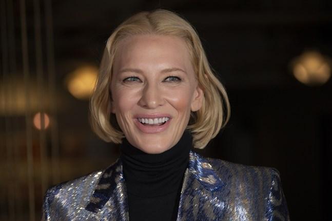 Cate Blanchett ska vara juryordförande i Venedig – om filmfestivalen blir av som tänkt.