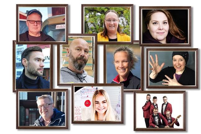 Juryn har valt ut tio kandidater till årets österbottning 2020.