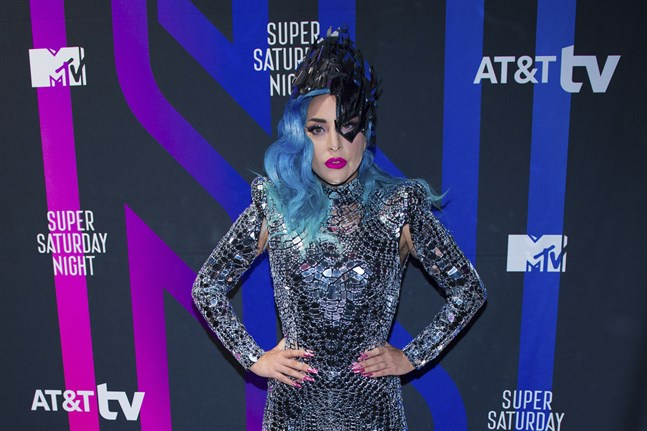 Lady Gaga har avslöjat musikaliska samarbeten på kommande skivan. Arkivbild.