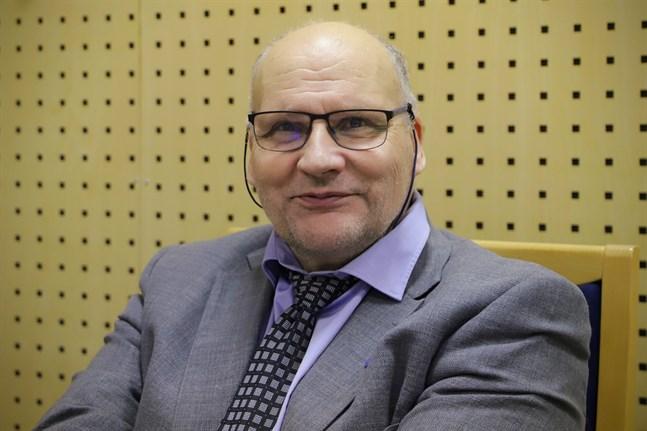 Håkan Knip (SFP) har lett Malaxstyrelsen i tre mandatperioder och ser ut att gå mot en fjärde.