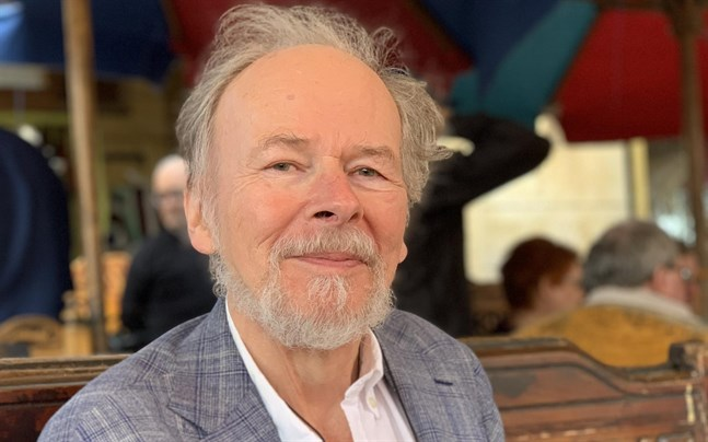 Gustaf Widén.