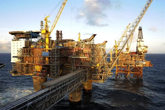 Investeringarna i norska olje- och gasprojekt kan som ett resultat coronakrisen rasa med 25–40 procent på tre år, befarar prognosmakare. Arkivbild
