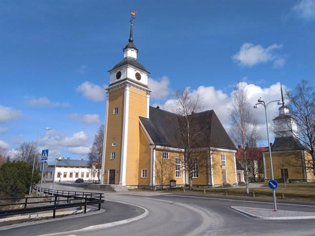 Sankta Birgitta kyrka i Nykarleby ska så småningom renoveras.