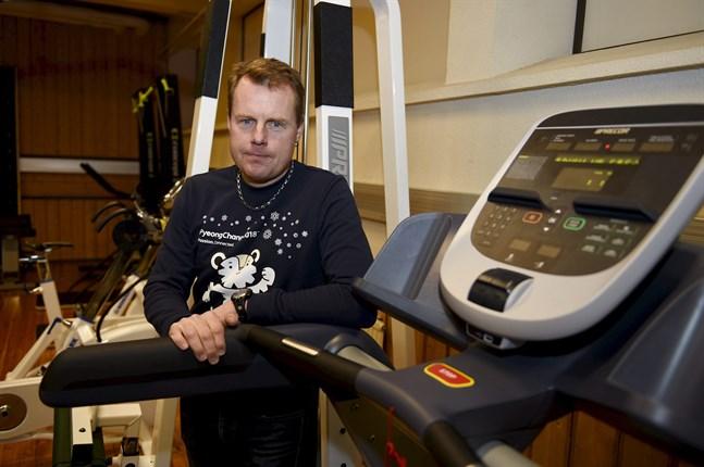 Glenn Lindholm är ny tränare i skidlandslaget.