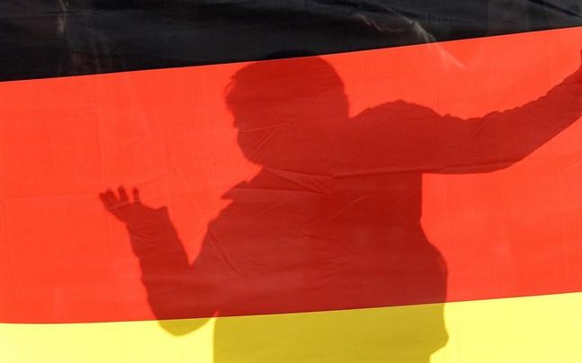 Många tyskar har blivit utan jobb i krisen.