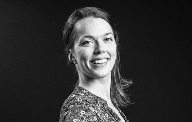 """Ida Olsonen har skrivit ett nytt körarrangemang av Månskensbondens låt """"Döpt i Kyro älv""""."""