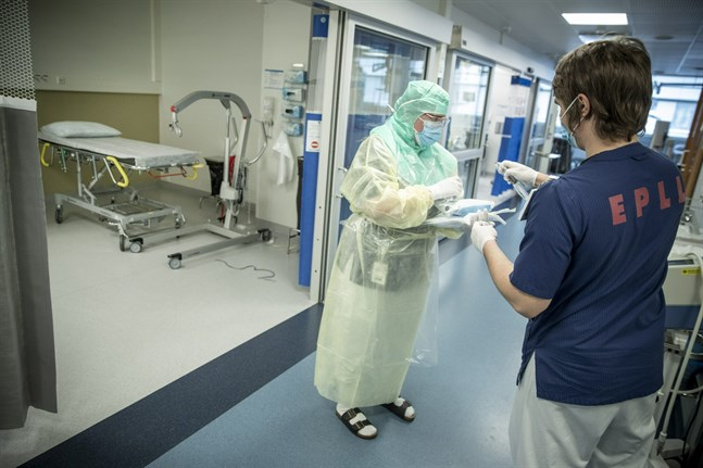 The Finnish Institute for Health and Welfare THL says there have now been 5,412 confirmed cases of coronavirus in Finland, an increase of 85 from the previous day.