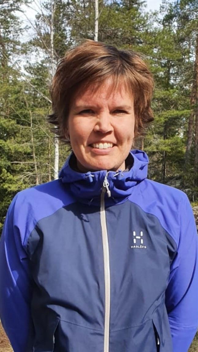 Annika Ohlis är rektor på Koskeby skola.