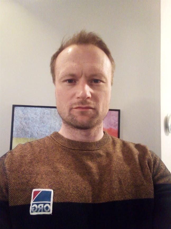 Magnus Backlund är rektor på Rejpelt skola.