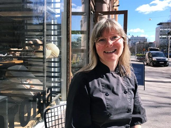 Ägare Maria Vestergård väntar ivrigt på sommaren och att kunna öppna upp dörrarna på riktigt igen.