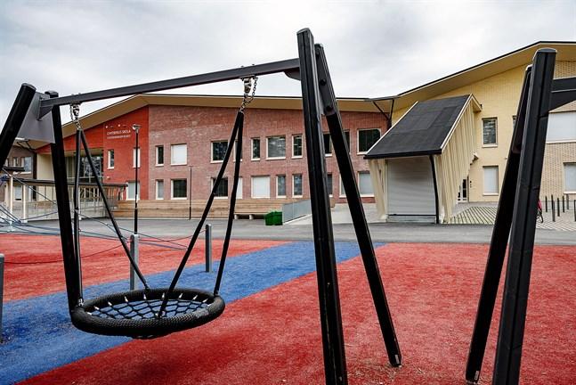 Chydenius skola i Karleby. 7.5.2020.