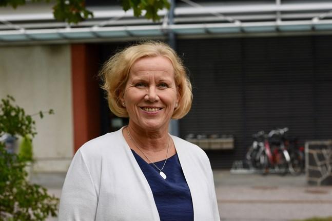 FDUV:s verksamhetsledare Lisbeth Hemgård tycker att personer med funktionsnedsättning påverkats onödigt mycket av coronapandemins begränsningar. Arkivbild.