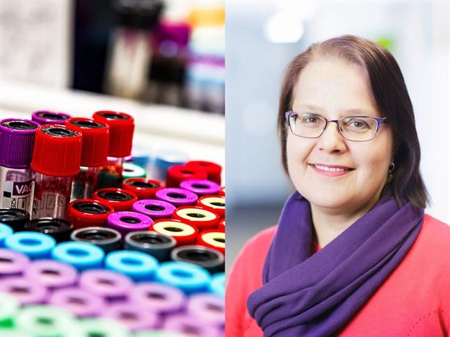 Det pågår tre läkemedelsstudier för covid-19 i Finland. Pirjo Inki är chef för kliniska läkemedelsprövningar på Fimea.