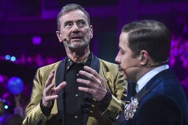 """Christer Björkman och David Sundin leder """"Inför ESC"""". Arkivbild."""