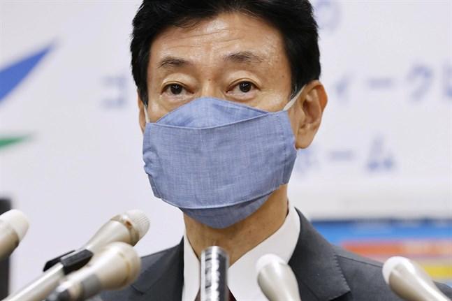 Yasutoshi Nishimura. Arkivbild.