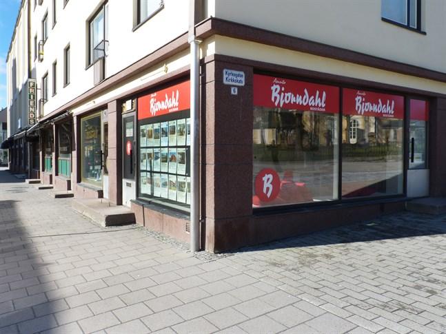 Asunto Björndahl Oy prickas av Regionförvaltningsverket.