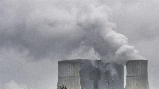 Kolkraft blir allt mindre lönsam jämfört med förnybara energikällor. Arkivbild.