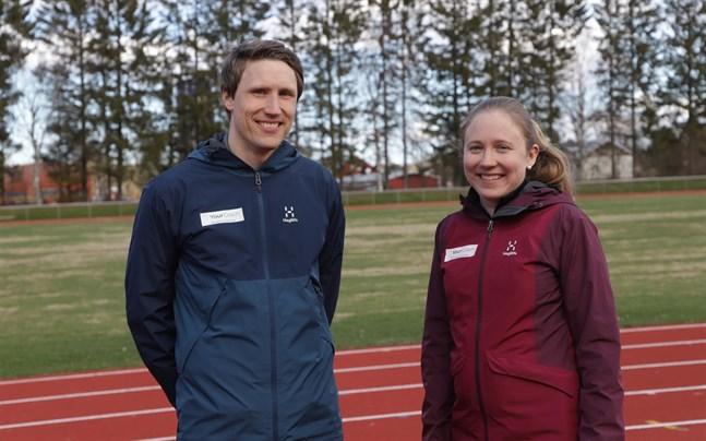 Johan och Anna Nordmyr grundade företaget Yourcoach 2009.
