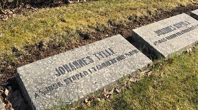Johannes Tylli återvände aldrig hem till Tyllbacka.