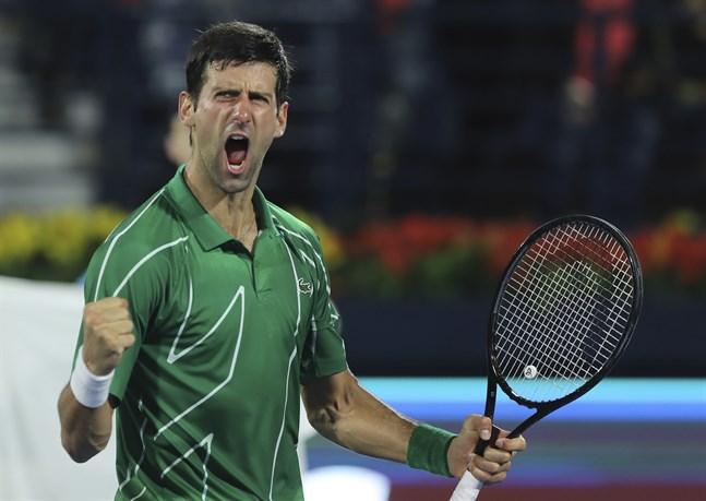 Novak Djokovic har toppat världsrankningen i totalt 282 veckor.