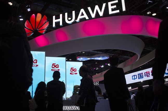 Leveranser av teknik och kompententer till Huawei kräver sedan maj 2019 licens från USA:s handelsdepartement. Arkivbild