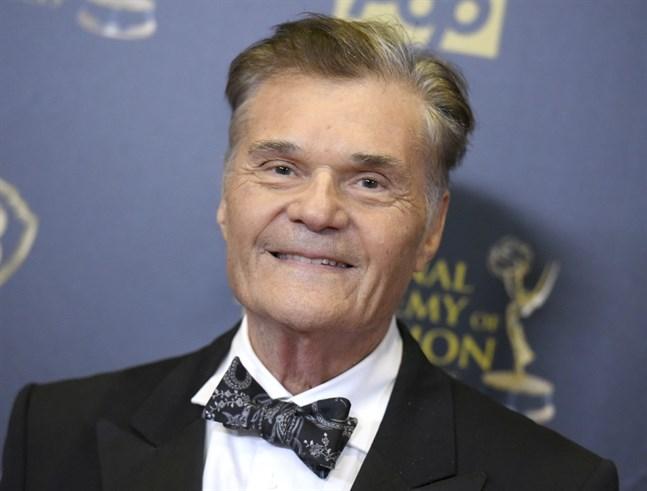 Fred Willard, under Emmy-galan 2015. Komiker och skådespelaren blev 86 år. Arkivbild.