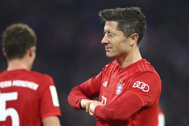 Robert Lewandowskis Bayern München gästar Union Berlin i återstarten av Bundesliga.