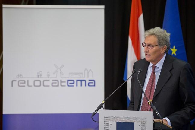 Italienaren Guido Rasi är chef för EU:s medicinbyrå, EMA. Arkivfoto.