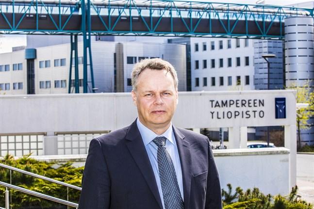 Juho Saari är dekan vid Tammerfors universitets samhällsvetenskapliga fakultet.
