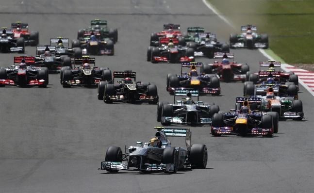 Silverstone är en av de mest klassiska banorna i F1-världen.